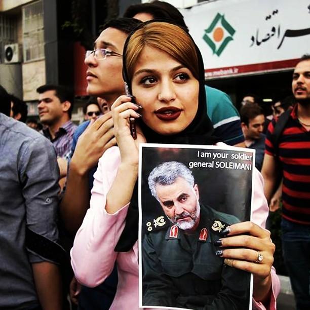 Comment un général iranien est devenu surmédiatisé