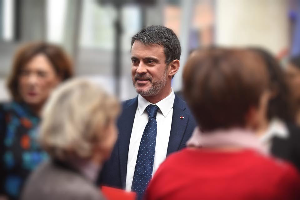 Manuel Valls ; bienvenue à la migration politique